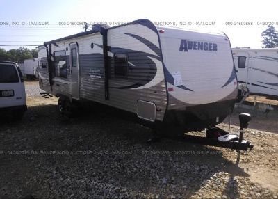 2014 AVENGER TRAVEL TRAILER