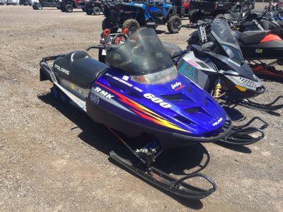 2000 Polaris Indy 600 RMK Trail Sport Snowmobiles Kamas, UT
