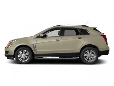 2013 Cadillac SRX Premium Collection (Silver Coast Metallic)