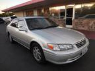 2000 Toyota Camry LE V6 Silver,