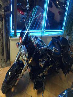 2007 Yamaha V Star Touring classic 1300 CC (Black)