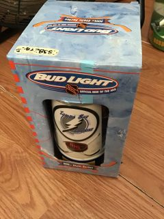 Bud light Tampa bay lightning nhl steins series mug