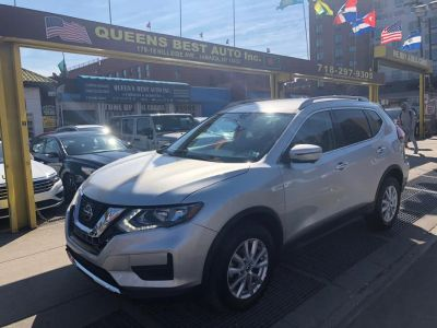 2018 Nissan Rogue AWD SV (Brilliant Silver)