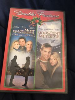 The Most Wonderful of Year/ Moonlight and Mistletoe dvd