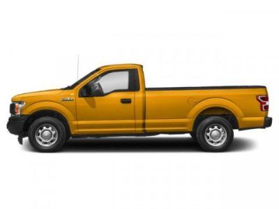2019 Ford F-150 XL (School Bus Yellow)