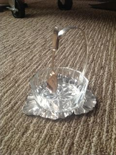 Small Silver Serving dish