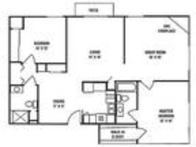 Parkwood Highlands Apartments & Townhomes 55+ - Two BR
