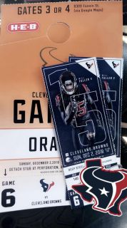 Texans Vs Cleveland Browns
