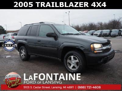 2005 Chevrolet TrailBlazer 4X4