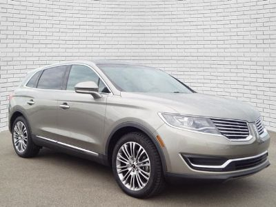 2016 Lincoln MKX Reserve (Luxe Metallic)
