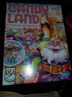 Brand new in plastic CANDYLAND
