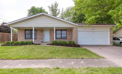 12100 Jeannette Mary Drive MARYLAND HEIGHTS Three BR