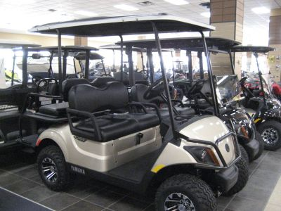 2019 Yamaha Adventurer Sport 2+2 (Gas) Gas Powered Golf Carts Shawnee, OK
