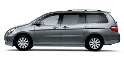 2007 Honda Odyssey Touring (Silver Pearl Metallic)