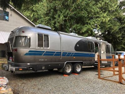 1992 Airstream Classic Limited 350 LE