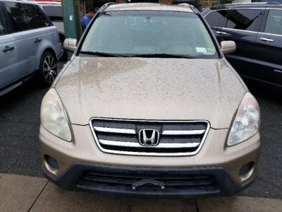 2006 Honda CR-V Special Edition (Tan)