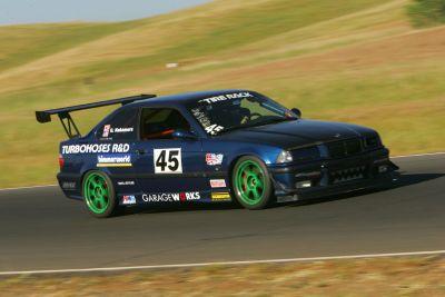 BMW E36 M3 IP/GTS 2-3/SCCA STU Racecar