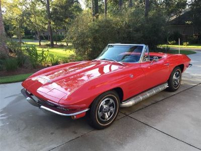 1964 Chevrolet Stingray Convertible
