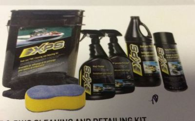 Sell SEA-DOO XPS BOAT AND PWC CLEANING AND DETAILING KIT #219701715 FREE SHIPPING motorcycle in Irwin, Pennsylvania, United States, for US $59.00