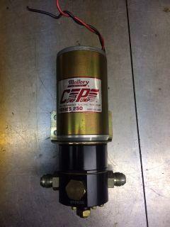 Mallory Comp 250 Fuel Pump