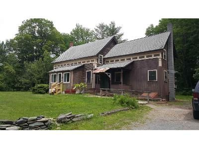 3 Bed 1 Bath Foreclosure Property in Cornish, NH 03745 - N H Route 120