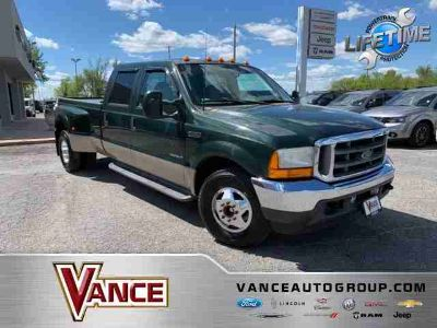 Used 2001 Ford Super Duty F-350 DRW Crew Cab 172