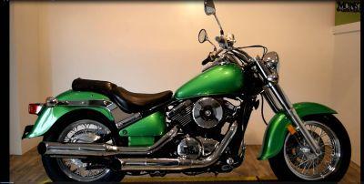 1999 Kawasaki VN800 CLASSIC Cruiser Motorcycles Wauconda, IL