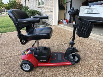 Pride Go Go Ultra X Mobility Electric Scooter