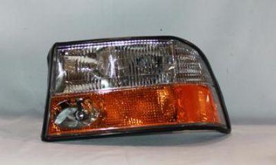 Buy S15 JIMMY SONOMA BRAVADA w/ FOG LAMP HEAD LIGHT LEFT motorcycle in Grand Prairie, Texas, US, for US $53.73