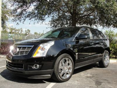 2010 Cadillac SRX Luxury Collection (BLACK)