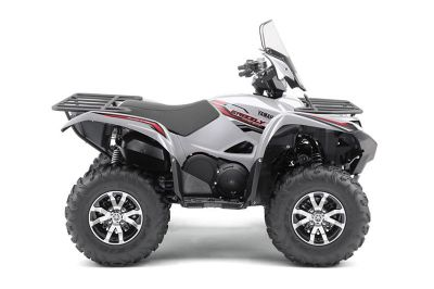 2018 Yamaha Grizzly EPS LE Utility ATVs Francis Creek, WI
