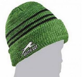 Sell New Arctic Cat Aircat Stripes Beanie Hat - Part 5253-167 motorcycle in Spicer, Minnesota, United States, for US $21.95