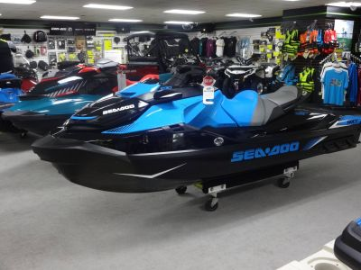 2018 Sea-Doo RXT 230 iBR 3 Person Watercraft Zulu, IN