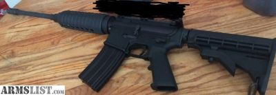 For Sale/Trade: ar 15 rifle