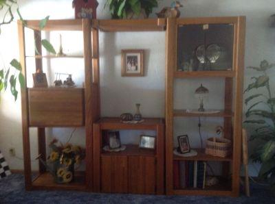Room divider/wall unit