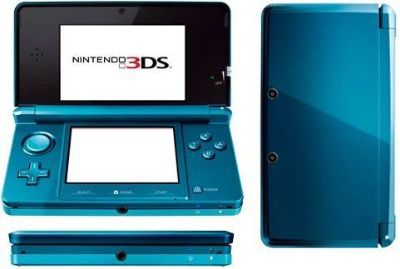 Nintendo 3ds and dsi xl