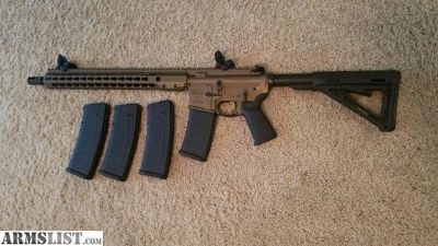 For Sale: Barrett AR-15
