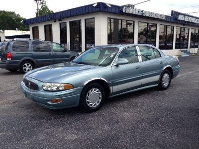 2003 Buick LeSabre Custom (BLUE)