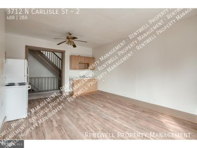 4 bedroom duplex near Temple U Hospital