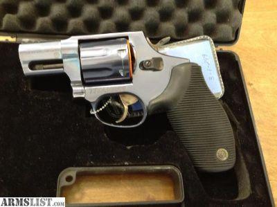 For Sale: Used Taurus 617 Titanium (357 mag) - 7 sho