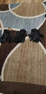 New Lot leather gloves