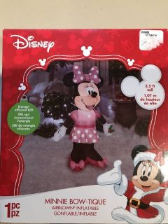 Inflatable Minnie