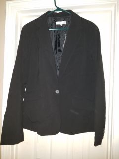 NWT. NY&CO Black blazer. SZ16Tall. Color is closer to last pic.