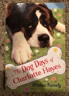 EUC The Dog Days of Charlotte Hayes Paperback book