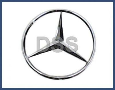 Buy Mercedes r129 w202 w210 Trunk Star emblem rear GENUINE new lid hatch badge logo motorcycle in Lake Mary, Florida, United States, for US $22.93