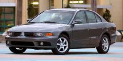 2003 Mitsubishi Galant ES V6 (Silver)