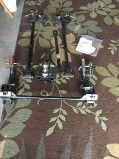 Weight transfer system