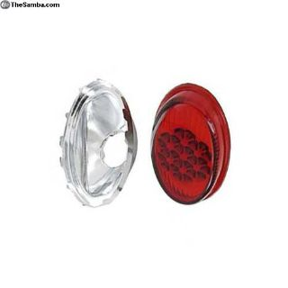 111945231. Tail Light Lens & Reflector