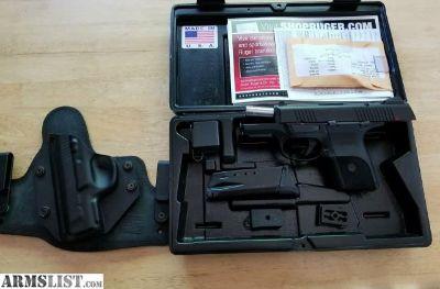 For Sale: Ruger sr40c