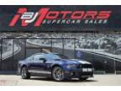 2010 Ford Mustang Shelby GT500 Only 187 Miles BJ Motors, LLC